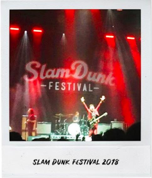 Slam dunk festival review – G R A P E F R U I T S O U P
